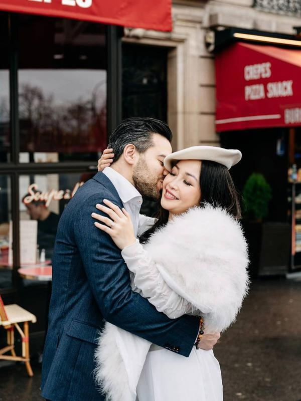Chef Marinka dan kekasih (Sumber: Instagram/rinrinmarinka)