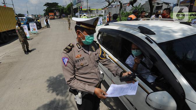Top3: Cara Urus SIKM untuk Keluar Masuk Jakarta dan New Normal Menumpang Ojol