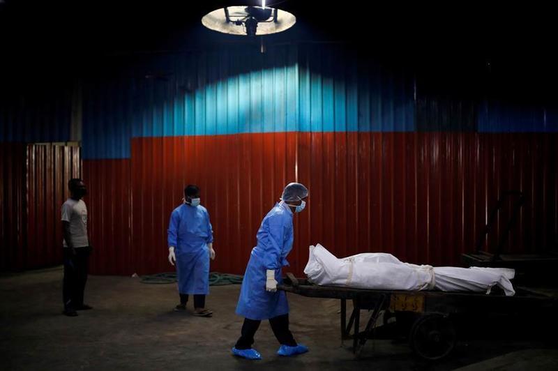 全球新冠死亡破百萬 美國醫學會驚爆:可能少算一大截!(示意圖/路透社)