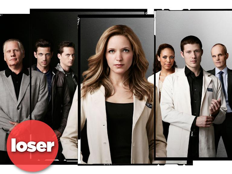 "Fall TV Winners & Losers - ""The Mob Doctor"""
