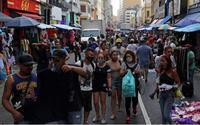 巴西「沒有」防疫的平行世界(上)每日死亡 3-4 千人,「屍體數量就像每天都掉下一架飛機」