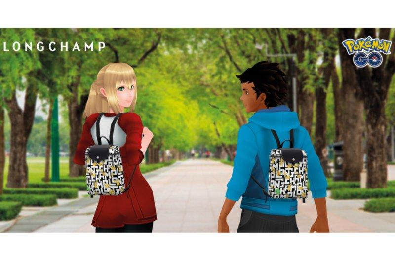 Pokemon GO kolaborasi dengan merek fesyen Prancis