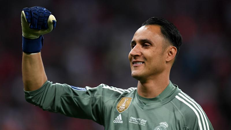 6af02d87e04 Real Madrid's Courtois chase doesn't scare Navas