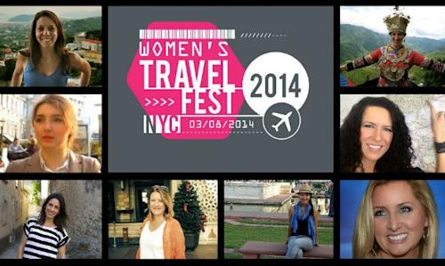 1st Annual Women's Travel Fest comes to NYC this Saturday