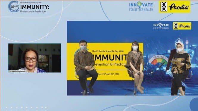 Prodia Scientific Day Bagikan Informasi Penting Soal Imun Tubuh