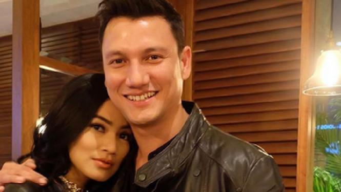 Cerita Titi Kamal dan Christian Sugiono, Anaknya Punya Bakat Ngelawak