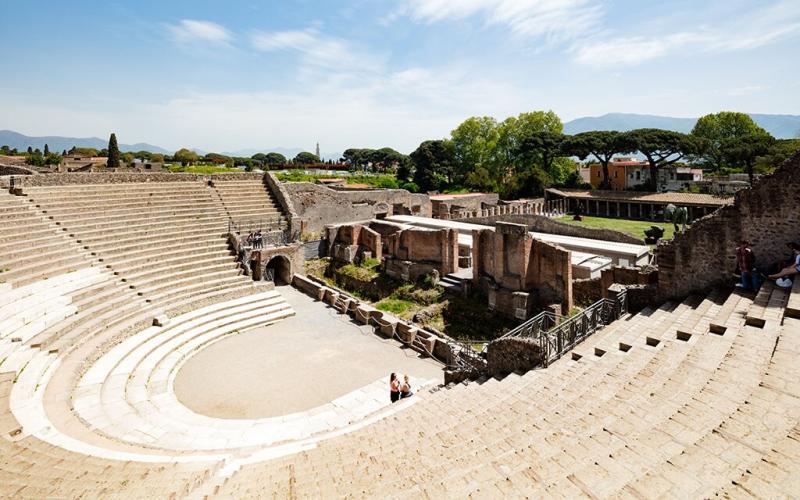 pompeii - getty