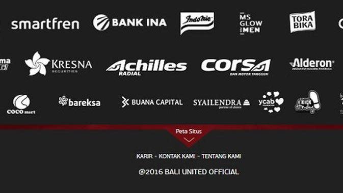 Bali United. (Sumber: Bali United)