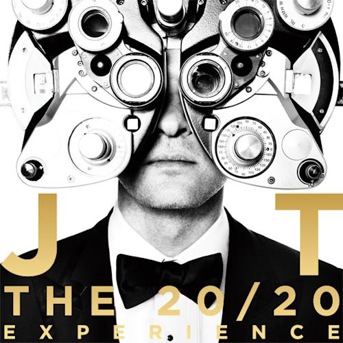 Justin Timerblake Reveals 'The 20/20 Experience' Album Art And Track Listing