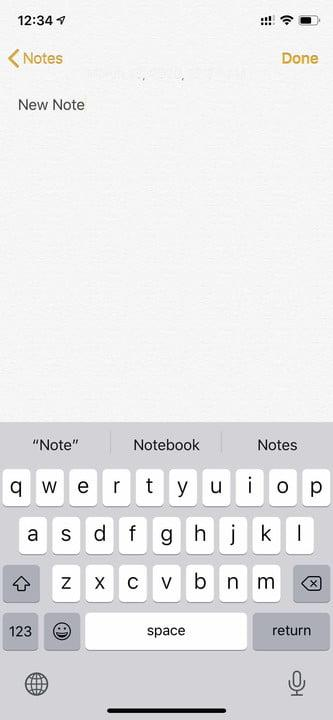 best productivity apps notes screenshot 2