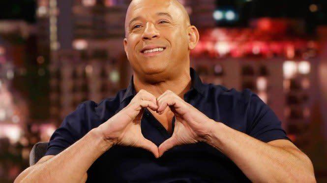 Vin Diesel Banting Setir Jadi Penyanyi, Netizen Syok Dengar Suaranya