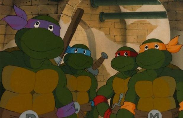 Seth Rogen's Point Grey Partners With Nickelodeon for Teenage Mutant Ninja Turtles Animated Movie