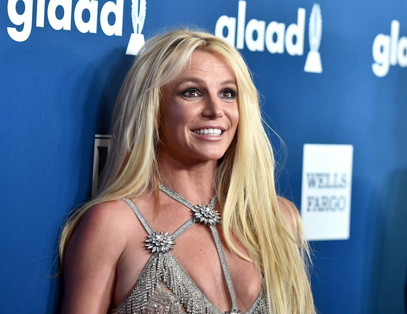 Britney Spears opened up about beauty ideals in Hollywood. (Photo: Alberto E. Rodriguez/Getty Images)