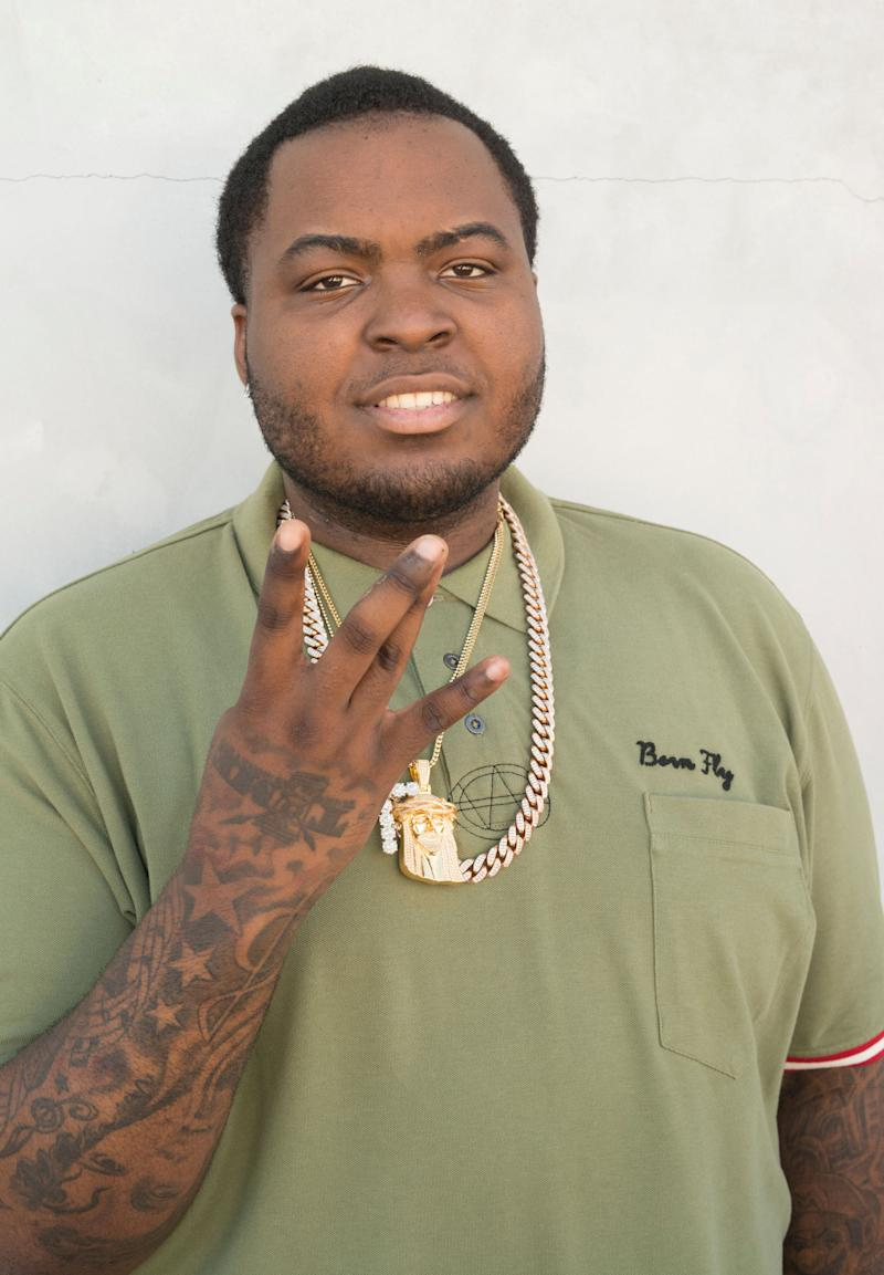 Sean Kingston Says Surviving Water-Skiing Accident Inspired 'Back 2 Life' Title Track