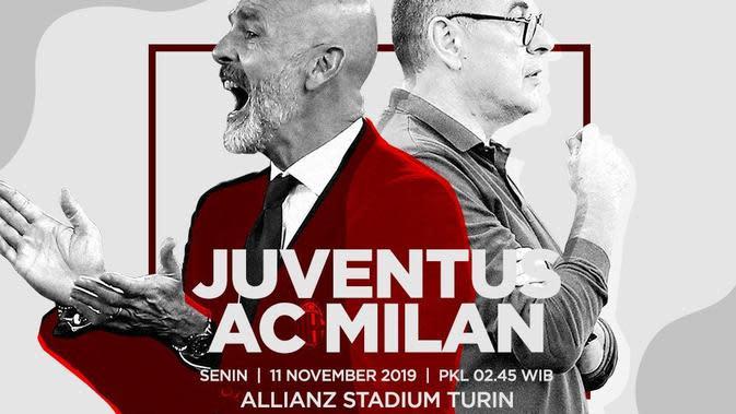 Tebak Skor Juventus vs AC Milan. (Bola.net/Boni Sutanto)