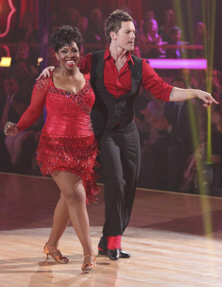 Gladys Knight and Tristan MacManus (3/19/12)