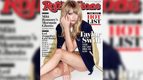 Taylor Swift: Conor Kennedy is a Grown Man