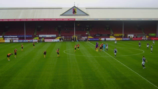 4 Scottish Football League Teams to Visit in the UK