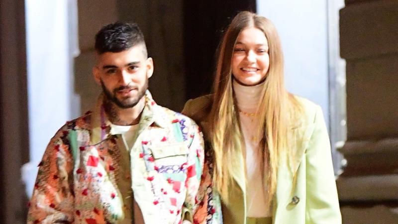 Gigi Hadid and Zayn Malik Cozy Up During NYC Stroll: See the Pic!