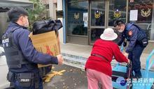 老婦外出尋找老鄰居迷途 警用GOOGLE地圖街景助返家