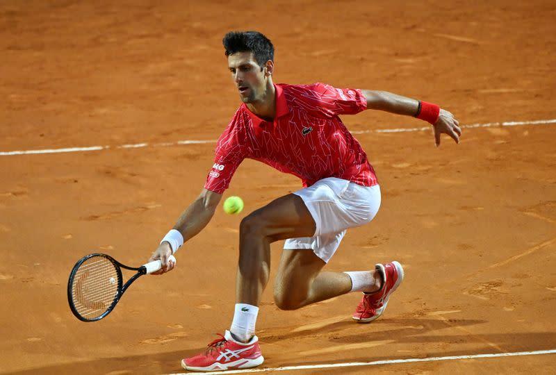 Djokovic seeks French Open redemption after New York fiasco