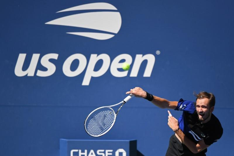 Impossible to compare with last year's U.S. Open, says Medvedev