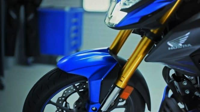 Gagahnya Motor Baru Honda yang Bakal Meluncur 3 Hari Lagi