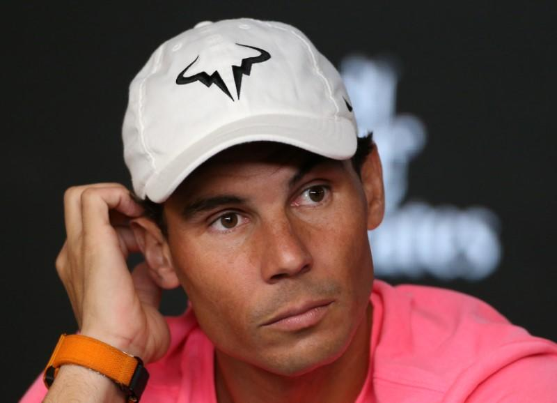 Nadal calls on Spain's athletes to raise 11 million euros to fight coronavirus
