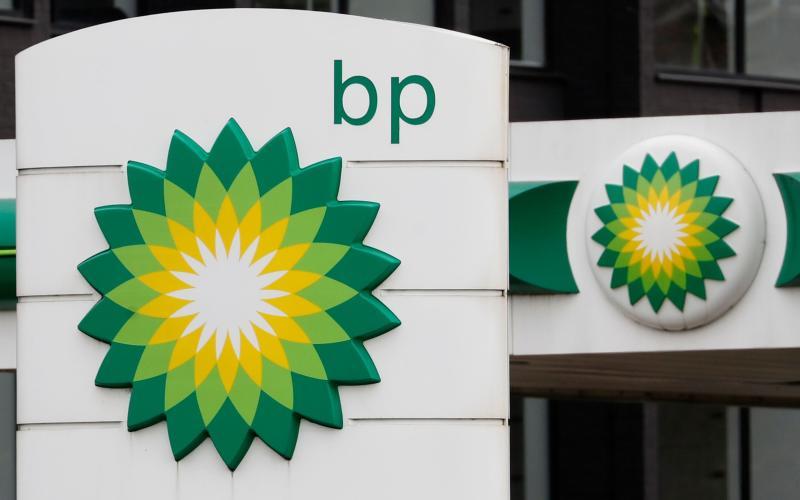 The BP logo
