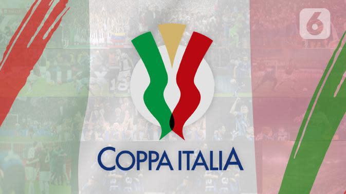 Ilustrasi coppa italia (Liputan6.com/Abdillah)