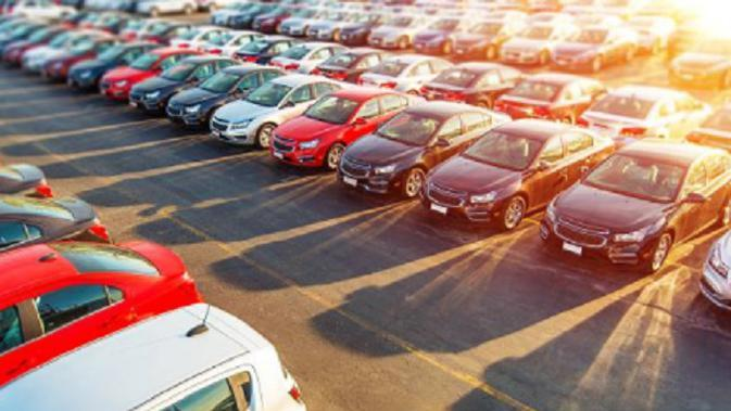 Ilustrasi parkiran mobil (iStock)