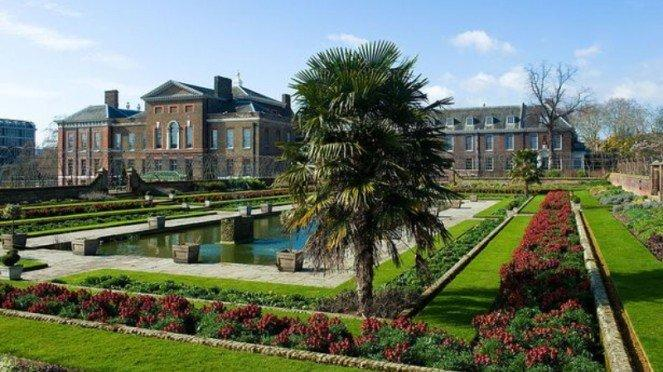 Halaman kediaman Pangeran William dan Kate Middleton