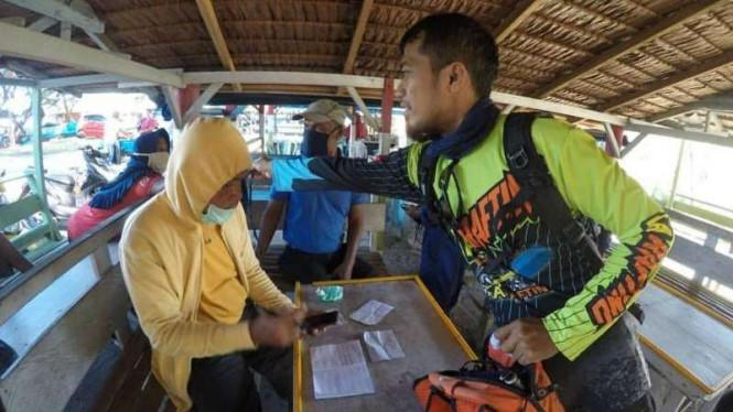 Satgas COVID-19 Klaim Masker Buatan Indonesia Saring Virus 88 Persen