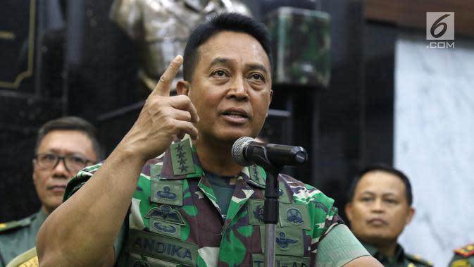 TNI AD Tambah Hukuman Prajurit yang Bohong soal Penyerangan Polsek Ciracas