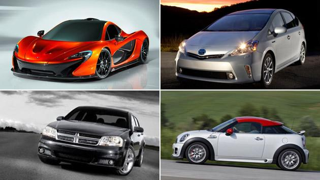 The ugliest cars of 2013