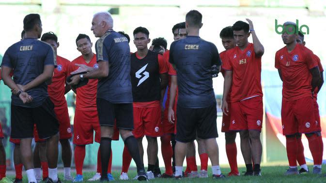Arema FC Punya Target Lebih Besar Ketimbang Hanya Juara Piala Gubernur Jatim