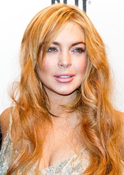 Lindsay Lohan Goes After Pitbull's 'Everything'–But Gets Nothing