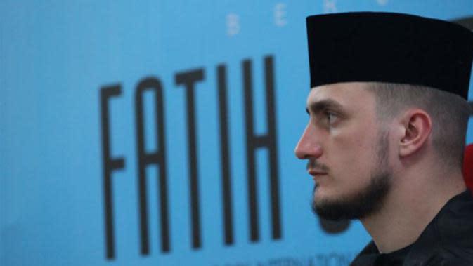 Hafidz Alquran Internasional Fatih Seferagic Terkonfirmasi Positif Covid-19