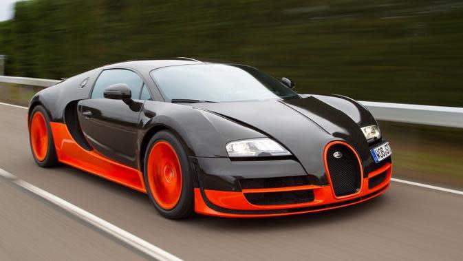 Cara Bugatti Berusaha Tetap Produktif Selama Pandemi Corona Covid-19