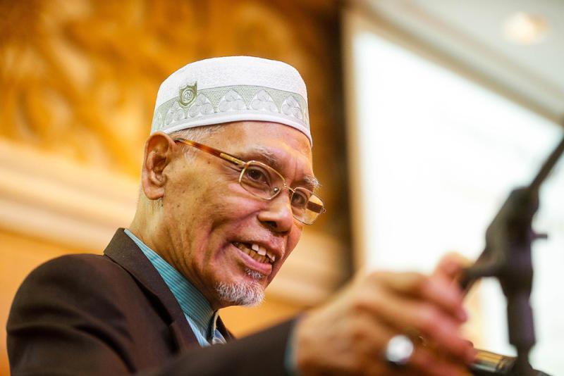 Penang Mufti Datuk Seri Wan Salim Wan Mohd Nor is seen at an event in George Town, November 25, 2019. — Picture by Sayuti Zainudin