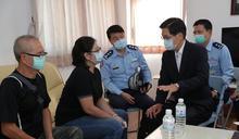 【F16失聯】斥「投誠中共說」 蔣正志太太憤慨:我先生是英雄