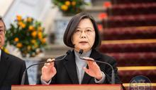 前香港眾志3子遭判刑 蔡英文聲援:台灣一定繼續相挺