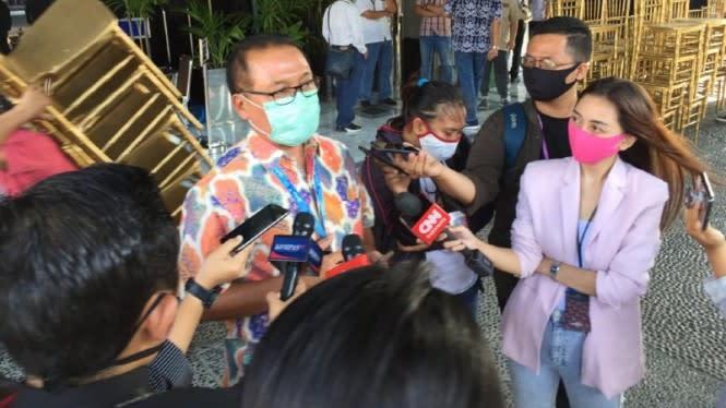 Jenazah Jakob Oetama Akan Diterima Ketua MPR di TMP Kalibata