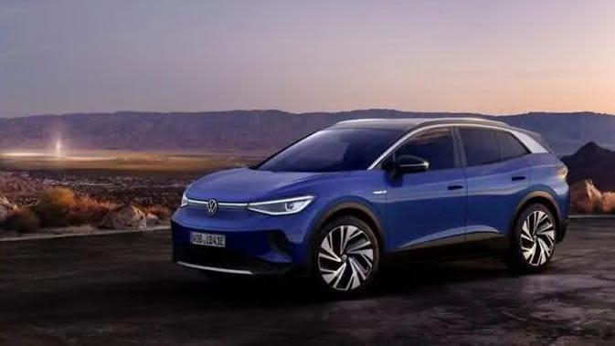 Mobil listrik Volkswagen ID.4