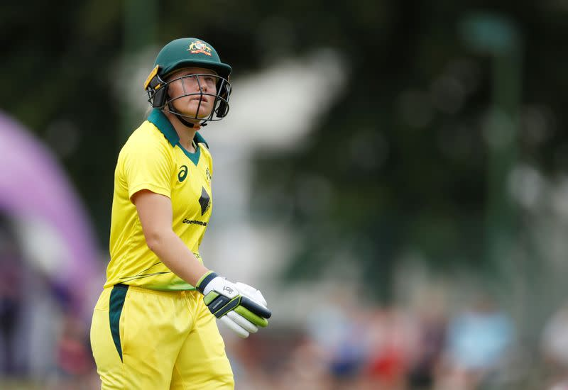 Healy hits out at Women's T20 Challenge scheduling