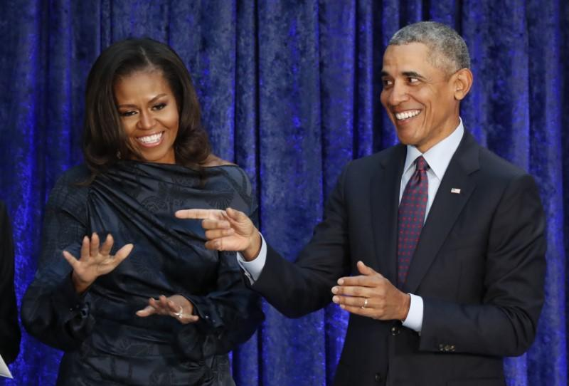 Obamas' production company lands Oscar nod for documentary 'American Factory'