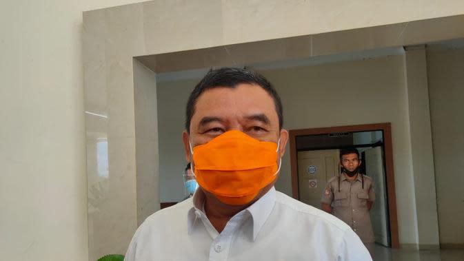 Bupati Ogan Ilir Ilyas Panji Alam (Liputan6.com / Nefri Inge)