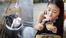 台網紅用溫泉水煮雞翅!新加坡人氣炸