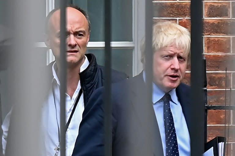 Boris Johnson's top adviser Dominic Cummings is under fire for breaking lockdown rules