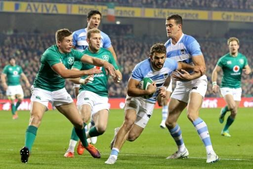 Ireland need to work on avoiding the errors they made against Argentina otherwise world champions New Zealand will make them pay said coach Joe Schmidt